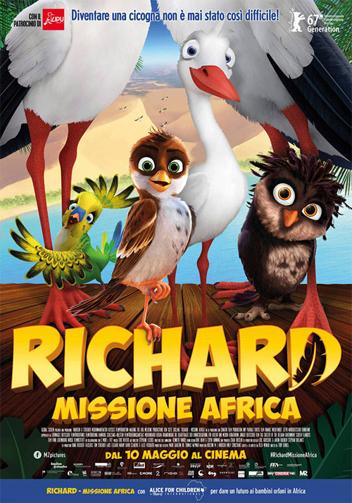 Richard - Missione Africa